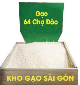gạo 64 chợ đào