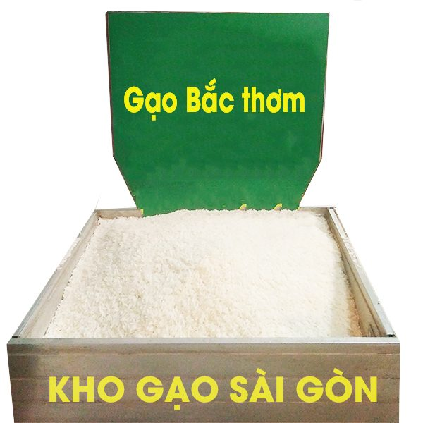 Gạo Bắc thơm