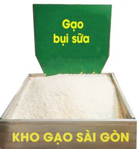 gạo bụi sữa