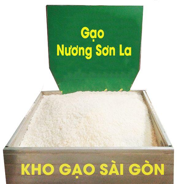 Gạo Nương Sơn La