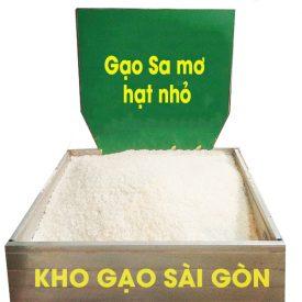 Gạo Sa mơ hạt nhỏ