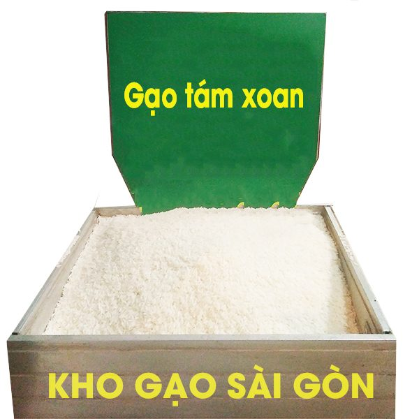 Gạo tám xoan