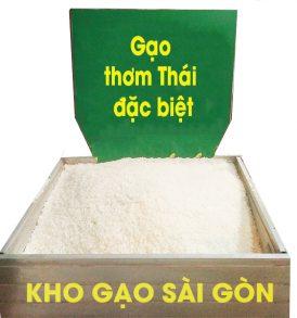 Gạo thơm Thái đặc biệt