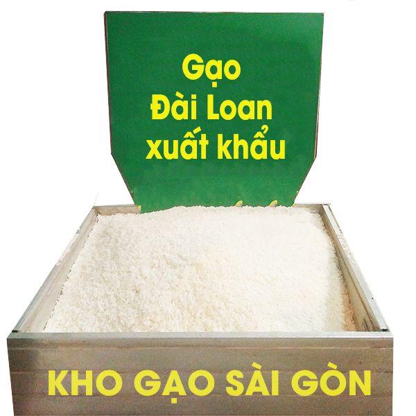 gao dai loan xuat khau