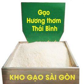Hương thơm Thái Bình