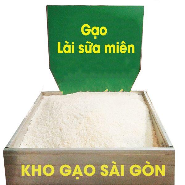 Gạo Lài sữa miên