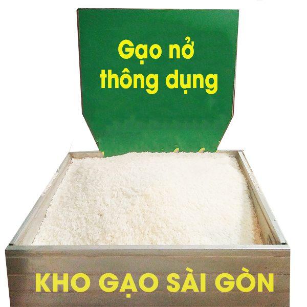 Gạo nở thông dụng