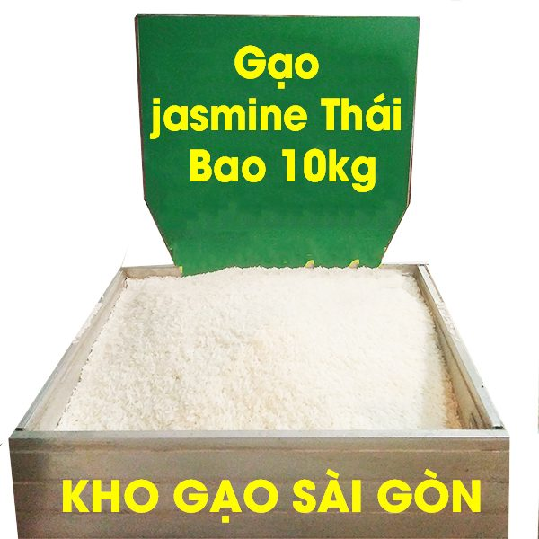 Gạo jasmine Thái