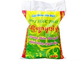 Gạo Hạt Ngọc Thái Bao 10kg