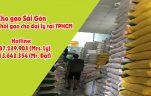 phân phối gạo sỉ