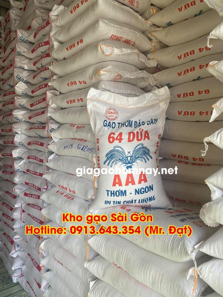 gạo 64 dứa